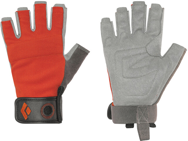 Black Diamond Crag Half-Finger Gloves Octane